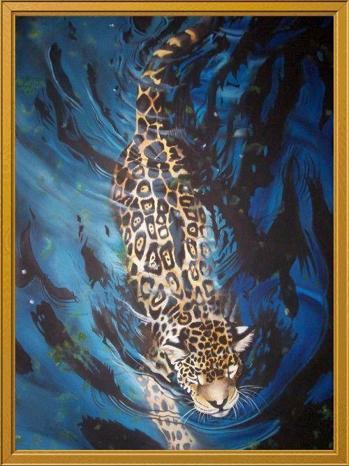 Fotolog de normam: Jaguar En El Agua